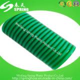 Manguito flexible colorido de la succión del PVC