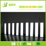 Luz magro do dia natural de luz de painel 40W do diodo emissor de luz do frame branco da alta qualidade 1200X300