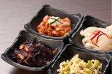 Vajilla/caja fuerte Finished de la estera de la melamina en lavaplatos/servicio de mesa