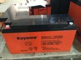bateria solar para telecomunicações, central energética do AGM de 12V 150ah