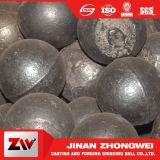 Alta bola de la explotación minera de la resistencia de desgaste de la dureza, bolas del bastidor del cromo para el molino de bola