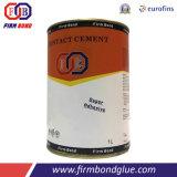 Importierter Rohstoff-materieller Platten-Neopren-Kontakt-Steinkleber