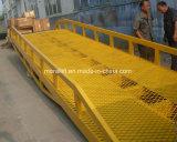 8 Ton rampa da plataforma do recipiente de descarga de caminhões (YDCQ)