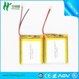Batería 3.7V del polímero del litio del fabricante 3000mAh para para LED, cámara