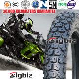 Naturales de alta calidad sin tubo neumático de la motocicleta (3,00-18)