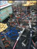 압축 공기를 넣은 Bw 또는 플랜지 또는 스레드 각 시트 벨브