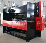 Delem Da66t 관제사 (125T 2500mm)를 가진 유압 CNC 압박 브레이크 구부리는 기계