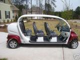 Automobile facente un giro turistico elettrica (GLE)