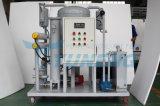 Macchina del purificatore di olio di lubrificazione di vuoto di serie di Zjc