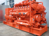 140kw Avespeed-3250KW/Waukesha ensemble générateur de gaz