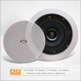 Haut-parleur de plafond Bluetooth IP pour IP au système de sonorisation