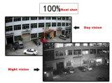 80mの夜間視界20X 2.0MP情報処理機能をもったIRの監視カメラ
