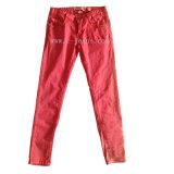 Los hombres de algodón de moda pantalones largos (CFJ064)