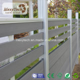 Запатентованный продукт в Саду декоративных WPC СЕРЕДИНЕ решётки ограждения