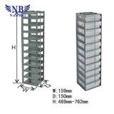 Вертикальные стойки для грудной клетки 100-Coldbox ячейки для установки в стойку