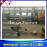 Macchina di smussatura di CNC di alta efficienza del plasma del tubo di taglio automatico del tubo