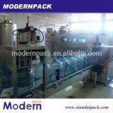 Máquina de relleno en botella 5 galones de la producción del agua pura
