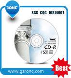 Embleem Afgedrukte In het groot Lege CD Ronc Schijf 700m 1-52X