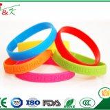 Silikon-Gummi-Armband-Stulpewristband-Handgelenk-Band