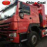 8*4 gekippter Schritt-Hochleistungsbergbau-Aufbau-Speicherauszug-Lastkraftwagen mit Kippvorrichtung