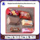 Wafeltje Automatisch over het Verpakken van de Machine van de Verpakking