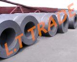 Alimentación regular de electrodos de grafito