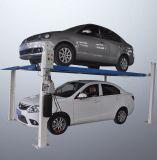 Четыре должности автостоянка для продажи подъема