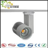 6500K가 고품질 AC100-265V 최고 판매 LED 20W 궤도 반점에 의하여 점화한다