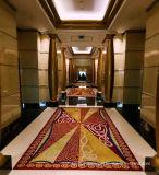 Шерсти/акрилового волокна вискозы/шелк ручной Tufted отель коврик
