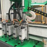 Chargement et déchargement automatique Machine de découpe CNC avec ACC-sorber