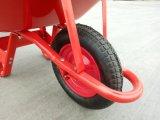 Сад инструмент оборудование металлических Wheelbarrow для Малайзии