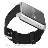 Resistente al agua reloj teléfono inteligente con Monitor de Ritmo Cardíaco
