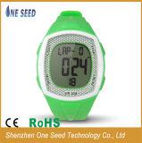 1/100 segundos El cronómetro de precisión reloj deportivo de regalo para el formador
