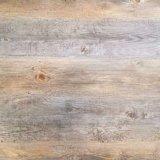 Pavimentazione allentata commerciale del vinile di disposizione di colore semplice di legno