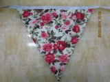 Bandera de cuerda de papel revestida para la decoración (HYSF-AF012)