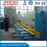 Scherende Ausschnittmaschine der QC11Y-6X3200 Nc Steuerhydraulischen Guillotine