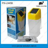 Mini lámpara de mano solar portable por la iluminación de la familia, 2 años de garantía para substituir velas y Kerosenes