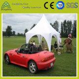 Barraca luxuosa do PVC do alumínio da exposição ao ar livre do carro