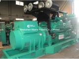 2500kVAスタンバイのレート力のCumminsのディーゼル発電機セットの発電所