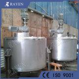 Imbarcazione rivestita del riscaldamento del reattore del riscaldamento del rivestimento dell'acciaio inossidabile