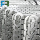Prancha de aço galvanizada da placa de aço do andaime com ganchos