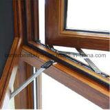 Ventana de aluminio del toldo del diseño de la mayor nivel