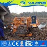 Máquina segador acuática de Weed de la marca de fábrica de Julong, segadora de las plantas de agua para la venta