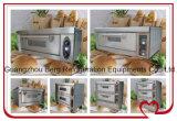 Horno de panadería eléctrico de la máquina 3-Deck 6-Trays de la hornada de la torta