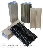 Profile de alumínio para Electrophoresis Surface Treatment Used