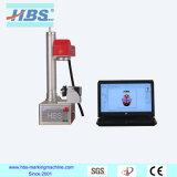 Machine d'inscription de laser de pompe d'extrémité de YAG mini