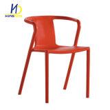 نسخة [مجس] هواء كرسي ذو ذراعين - يكدّس بلاستيك يتعشّى كرسي تثبيت