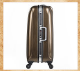 Bagagli di alluminio di corsa del sacchetto dei bagagli del PC dei bagagli del carrello del blocco per grafici