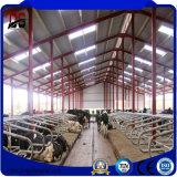 Сэндвич панели металлических зданий рамы для крупного рогатого скота фермерский дом