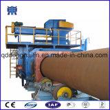 Qgw Stahlrohr-äußere Wand-Granaliengebläse-Maschine